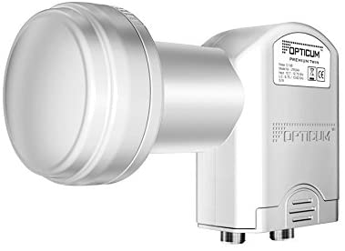 Opticum Twin LTP-04H Premium LNB 0.1 dB