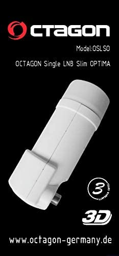 OCTAGON OPTIMA LNB Single Slim OSLSO 0.1dB
